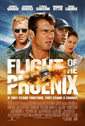 Movie Flight of the Phoenix (2004)