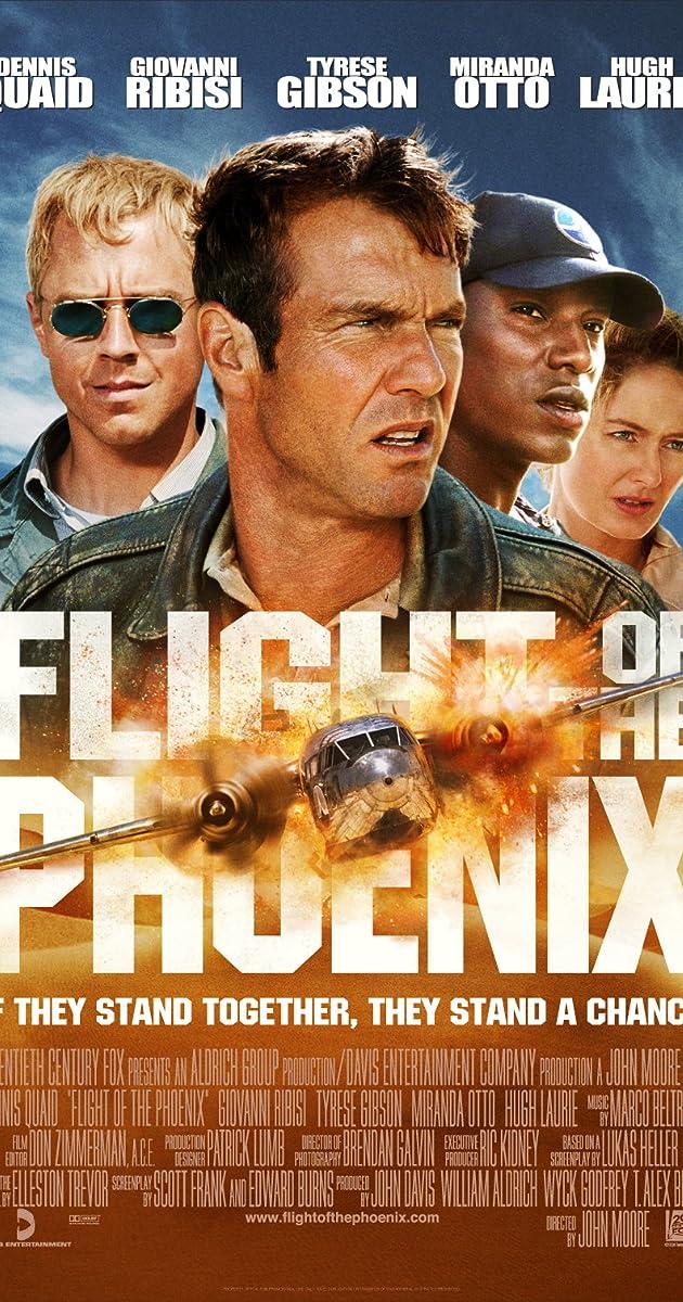 Subtitle of Flight of the Phoenix