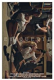 Etiquette Poster