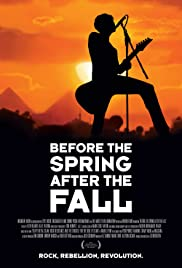 Before the Spring: After the Fall Poster