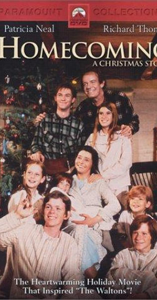 Christmas Story Cast.The Waltons The Homecoming A Christmas Story Tv Episode