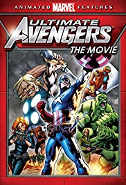 Ultimate Avengers: The Movie Poster