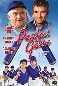 Edward Asner and Patrick Duffy in Perfect Game (2000)