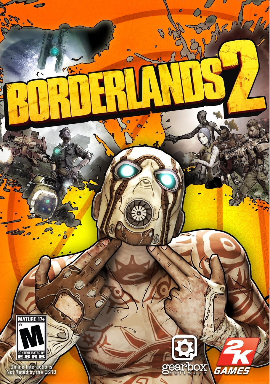 Borderlands 2 Video Game 2012