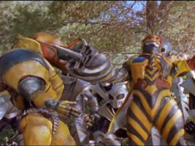 Bittorrent movies downloads free Power Rangers in Space - The Wasp with a Heart (1998) [HDRip] [HDR], Jason Narvy, Roger Velasco