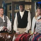 Jaime King, Cress Williams, and Scott Porter in Hart of Dixie (2011)