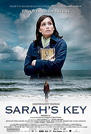 Elle s'appelait Sarah Poster