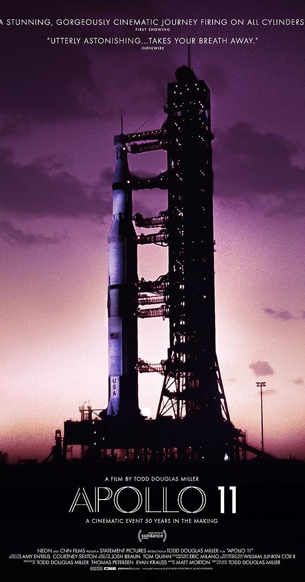 Subtitle of Apollo 11