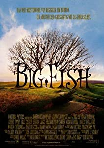 Big Fish Tim Burton