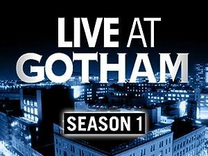 Where to stream Live at Gotham