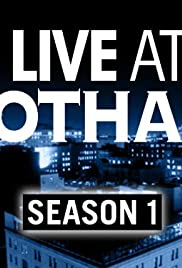 Live at Gotham Poster