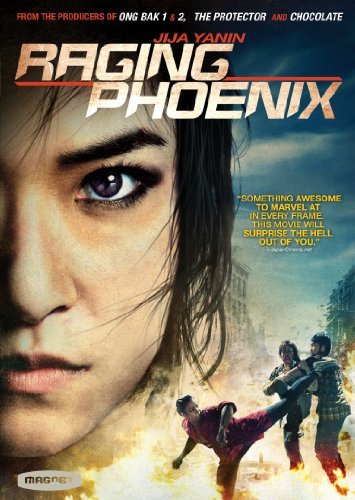 Raging Phoenix (2009) Dual Audio 720p BluRay [Hindi + Thai] ESubs