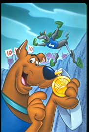 Scooby's Laff-A Lympics Poster