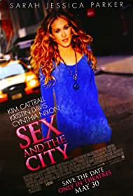 Sarah Jessica Parker in Sex and the City (2008)