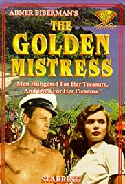 The Golden Mistress Poster