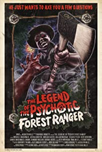 Full online english movie watching The Legend of the Psychotic Forest Ranger by none [2K]