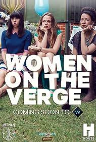 Kerry Condon, Nina Sosanya, and Eileen Walsh in Women on the Verge (2018)