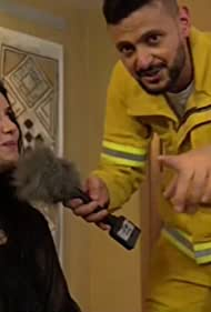 Ghadah Adel and Ramez Galal in Ramez Plays with Fire (2016)