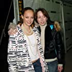 Bijou Phillips and Mackenzie Phillips at an event for The Jacket (2005)