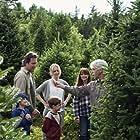 Karen Allen, Sam Elliott, Sarah Paulson, John Corbett, Max Charles, and Emily Alyn Lind in November Christmas (2010)