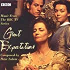 Charlotte Rampling, Ioan Gruffudd, and Justine Waddell in Great Expectations (1999)