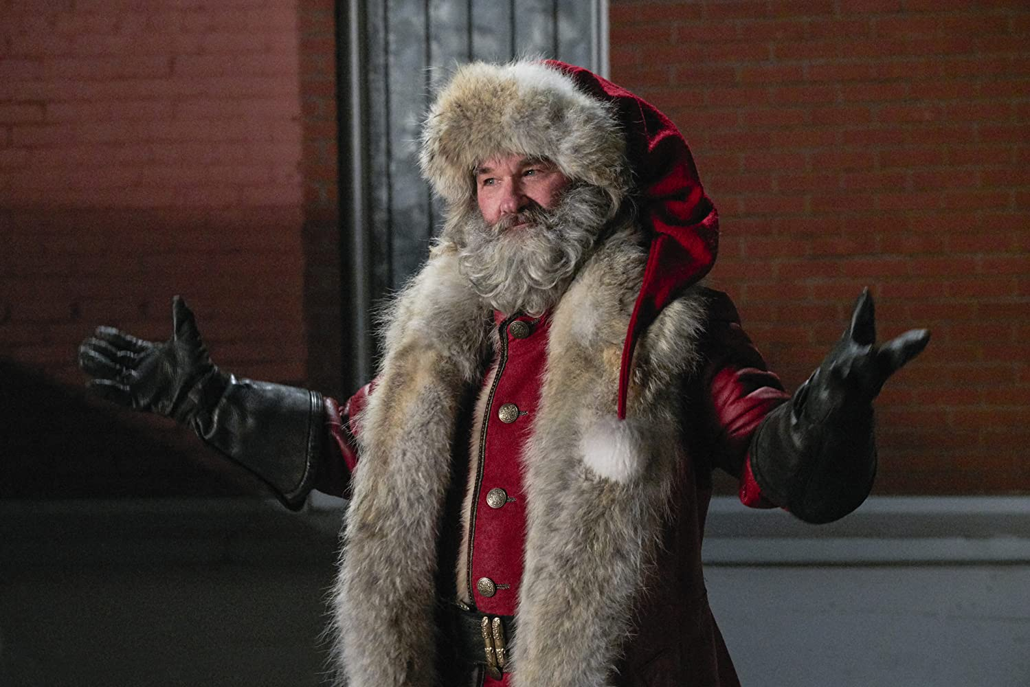 Kurt Russell in The Christmas Chronicles (2018)