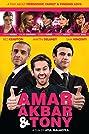 Amar Akbar & Tony (2015) Poster