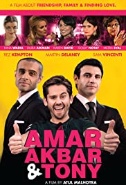 Amar Akbar & Tony Poster