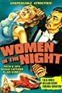 Women in the Night (1948) Poster