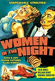 Women in the Night Poster
