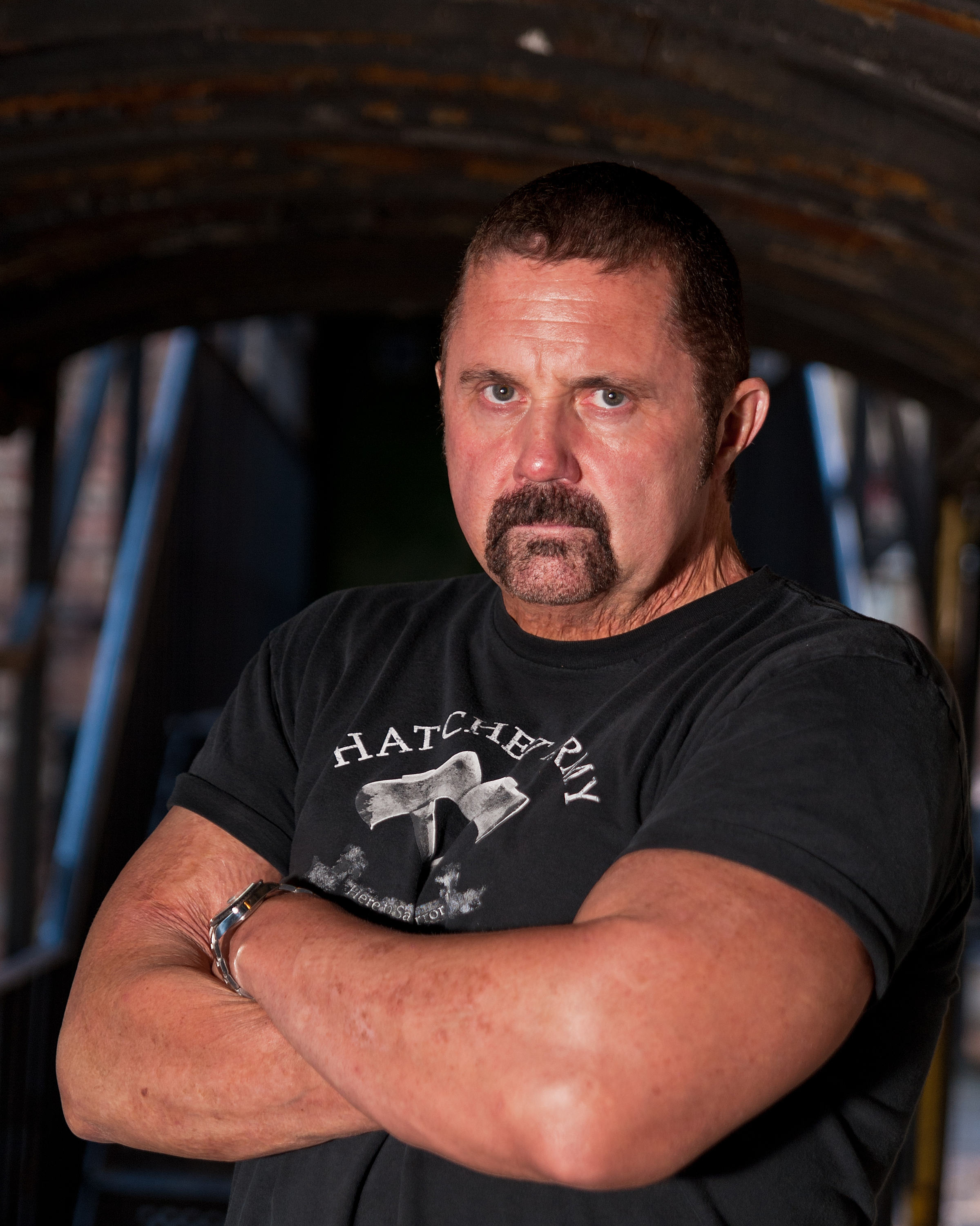 Kane Hodder is a big man with a good heart. Filmography actor 9