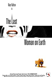 The Last Woman on Earth Poster