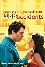 Vincent D'Onofrio and Marisa Tomei in Happy Accidents (2000)