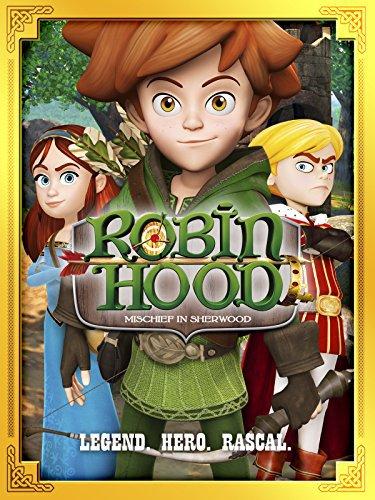 دانلود زیرنویس فارسی فیلم Robin Hood: Mischief in Sherwood