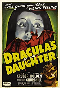 Primary photo for Dracula's Daughter