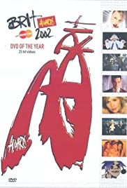 Brit Awards 2002 Poster