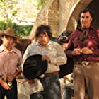 Will Ferrell, Adrian Martinez, and Efren Ramirez in Casa de mi Padre (2012)