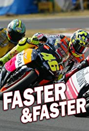 Faster & Faster Poster