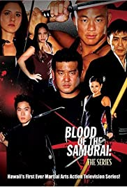 Blood of the Samurai: The Series Poster