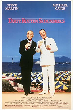 Dirty Rotten Scoundrels Poster Image