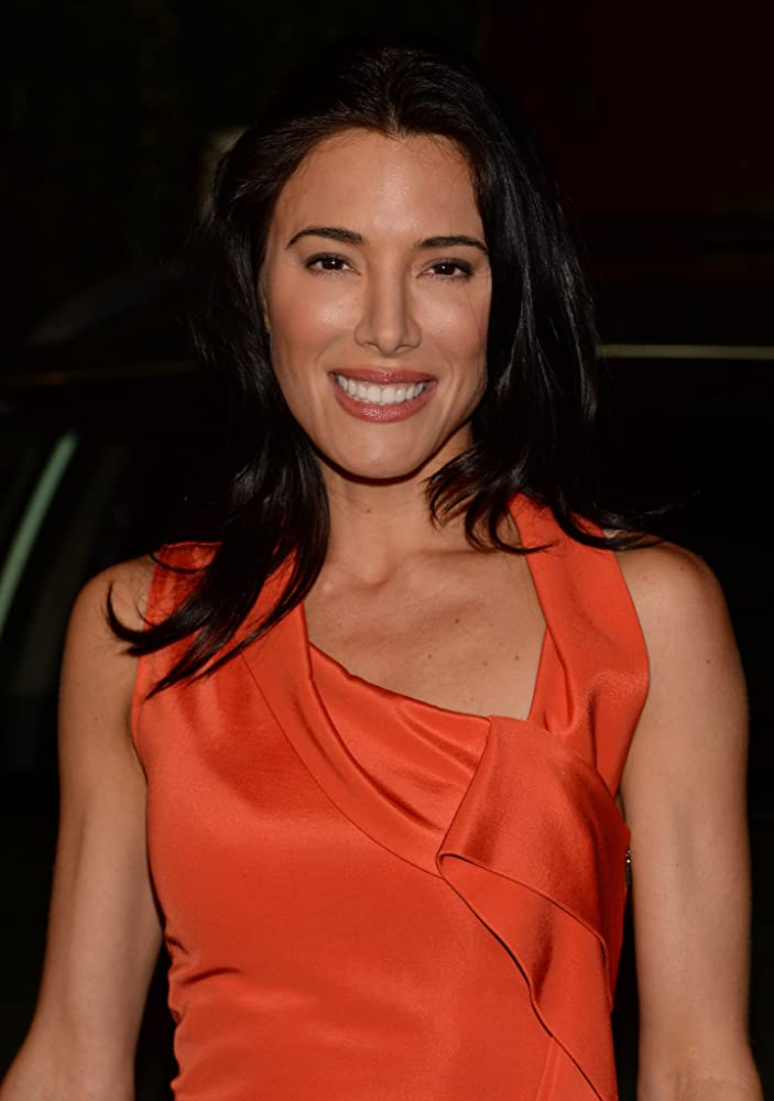Jaime Murray at an event for The Walking Dead 2010