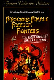 Ferocious Female Freedom Fighters Poster