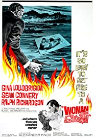 Woman of Straw Poster