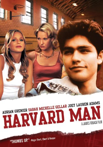 Joey Lauren Adams, Sarah Michelle Gellar, and Adrian Grenier in Harvard Man (2001)