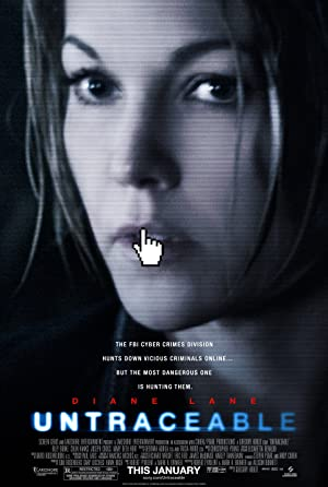 poster for Untraceable