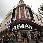HUMAN at the Grand Rex in Paris.