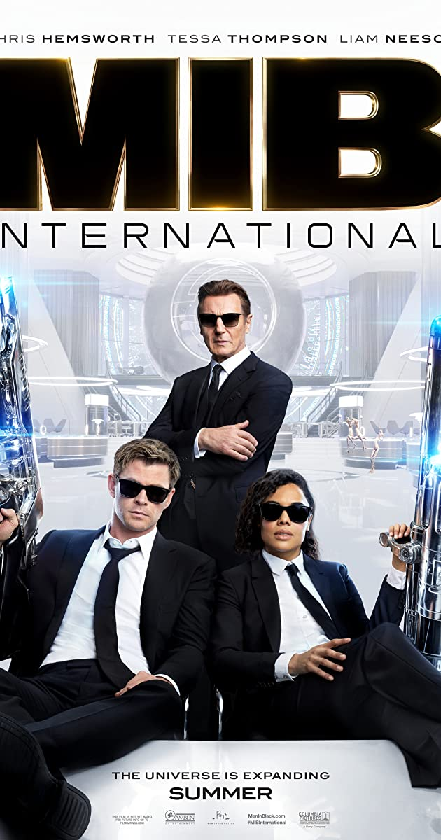 Watch Full HD Movie Men in Black: International (2019)