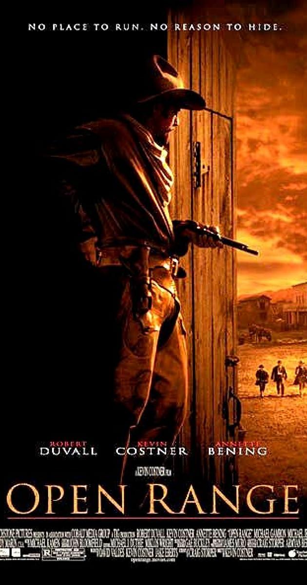 Bekraštės Prerijos / Open Range (2003)Online