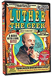 Luther the Geek Poster