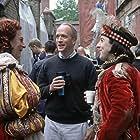 Alan Cumming, Barry Humphries, and Douglas McGrath in Nicholas Nickleby (2002)
